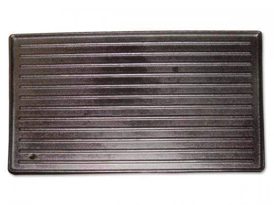 grillblech f r gasgrill anthrazit 26x42cm gu eisen grillplatte gasgrill gas gas ebay. Black Bedroom Furniture Sets. Home Design Ideas