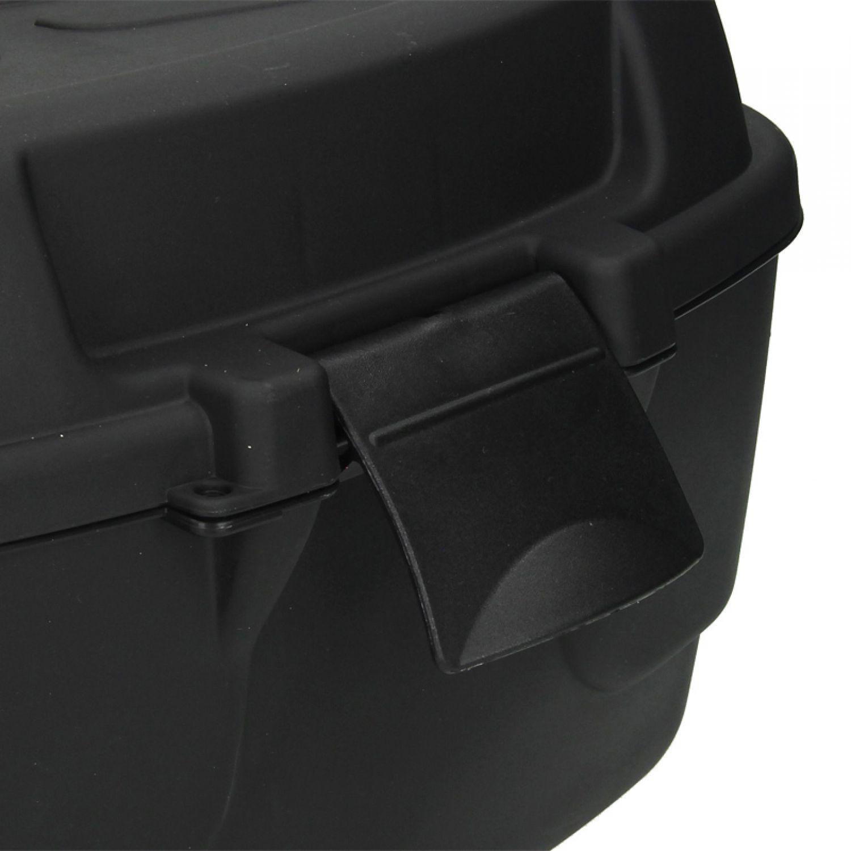 xl fahrradkoffer 15 l schwarz fahrradbox topcase. Black Bedroom Furniture Sets. Home Design Ideas