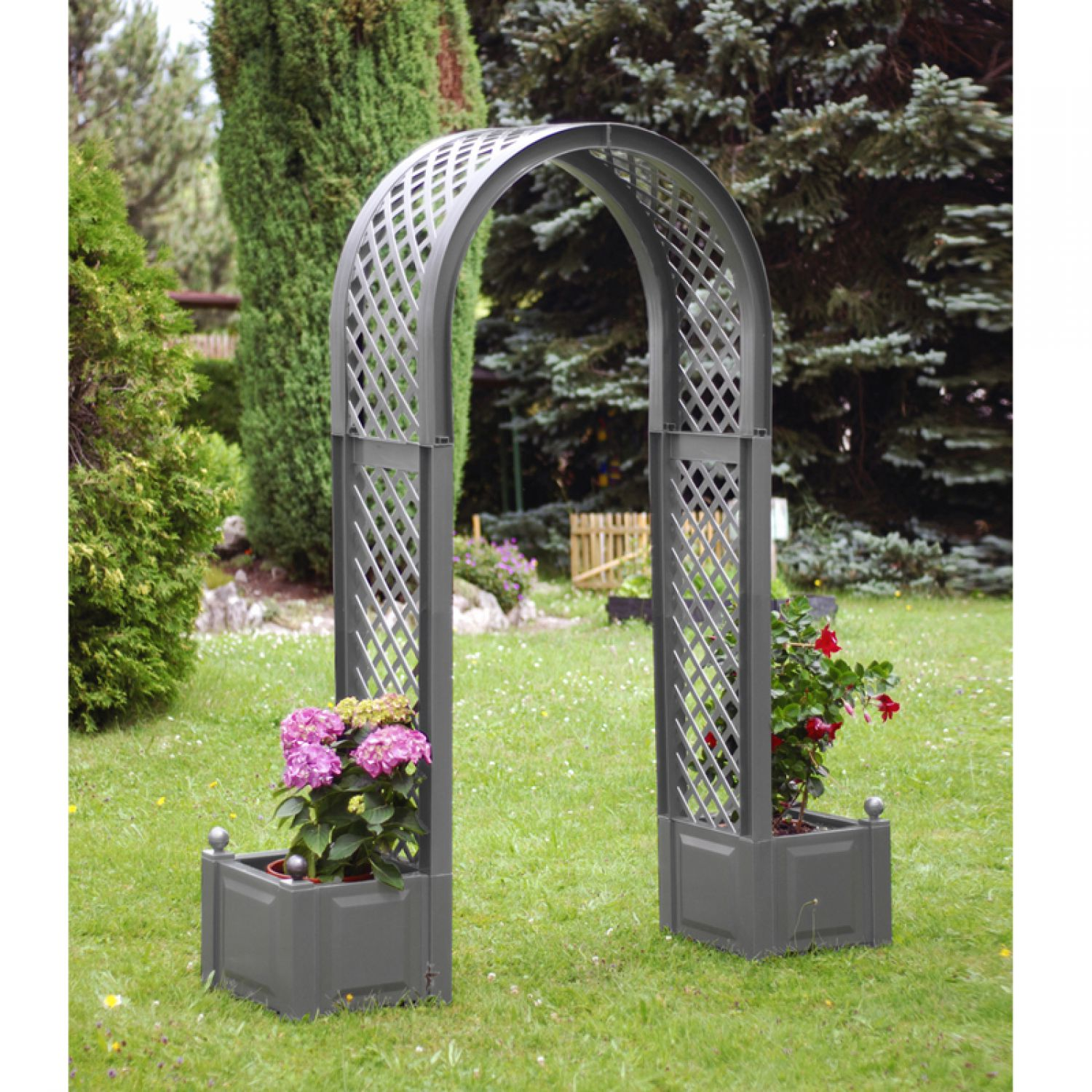 Curved Planter | Allsorted  |Arched Planters