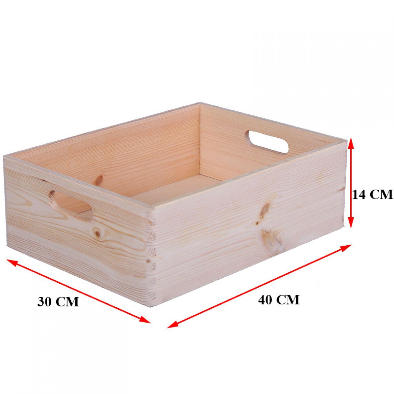 holzkiste aufbewahrungskasten holz kiste kasten kinderzimmer holzkasten box ebay. Black Bedroom Furniture Sets. Home Design Ideas