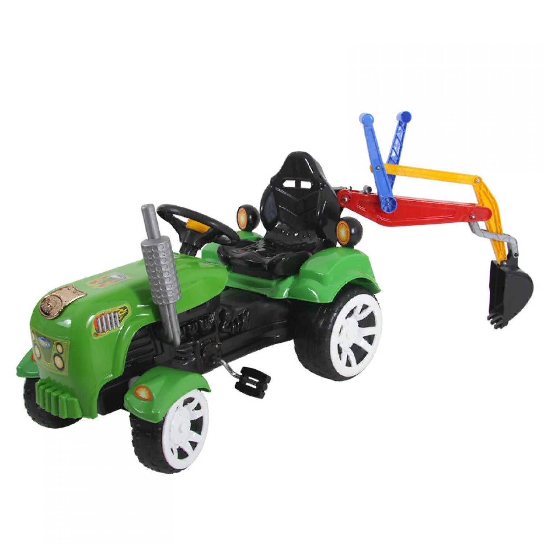 tracteur pour enfants pelleteuse p dales rosalie. Black Bedroom Furniture Sets. Home Design Ideas
