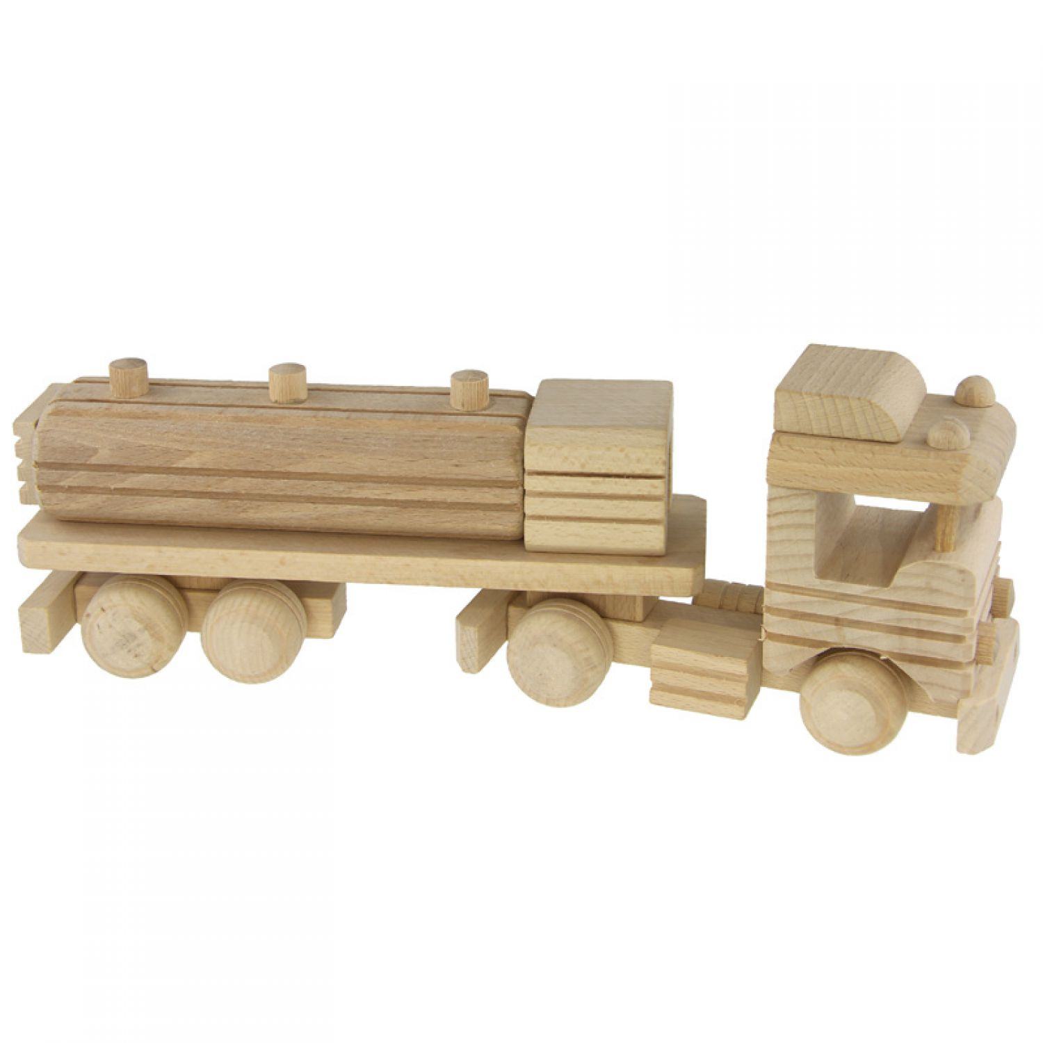 kinderspielzeug aus holz tankwagen 29x11cm spielzeug holzspielzeug geschenkidee ebay. Black Bedroom Furniture Sets. Home Design Ideas