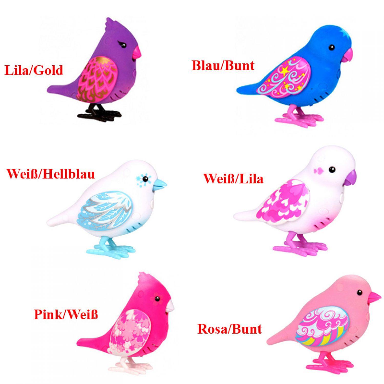 Little live pet vögel mit aufnahmefunktion tier spielzeug