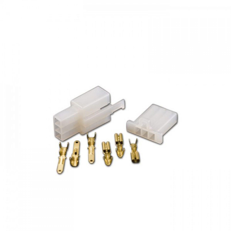 japan blockstecker stecker inkl pin 39 s 3er block. Black Bedroom Furniture Sets. Home Design Ideas