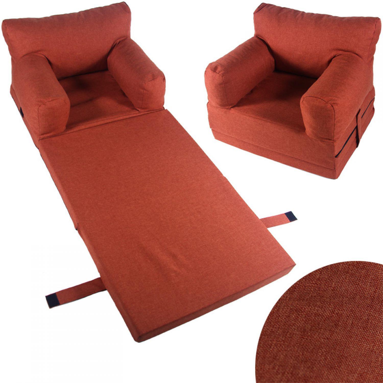 Poltrona bambini divano materasso ripiegabile per mobili ebay - Letto ripiegabile ...