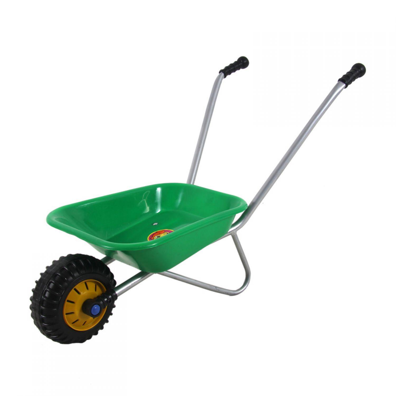 Schubkarre 85x43cm kinderschubkarre sandspielzeug for Garten spielzeug