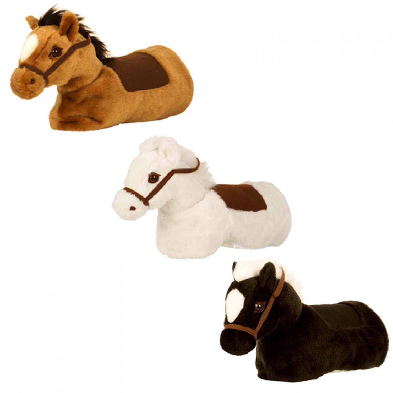 animal riding reittier pferd baby horse schaukeltier plüschtier