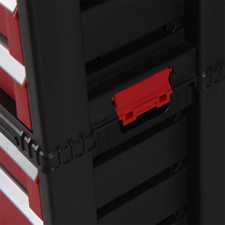 Keter Werkstattschrank mit 5 Schubladen 56x29x50cm Werkzeugschrank ...