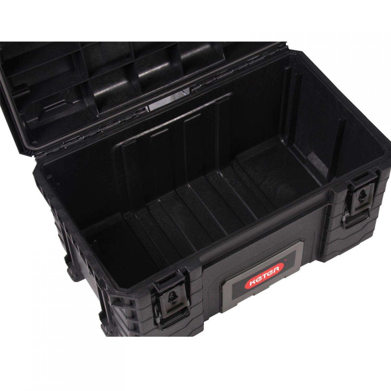 Keter Master Pro 56x35x31cm Toolbox Crate Box Toolbox