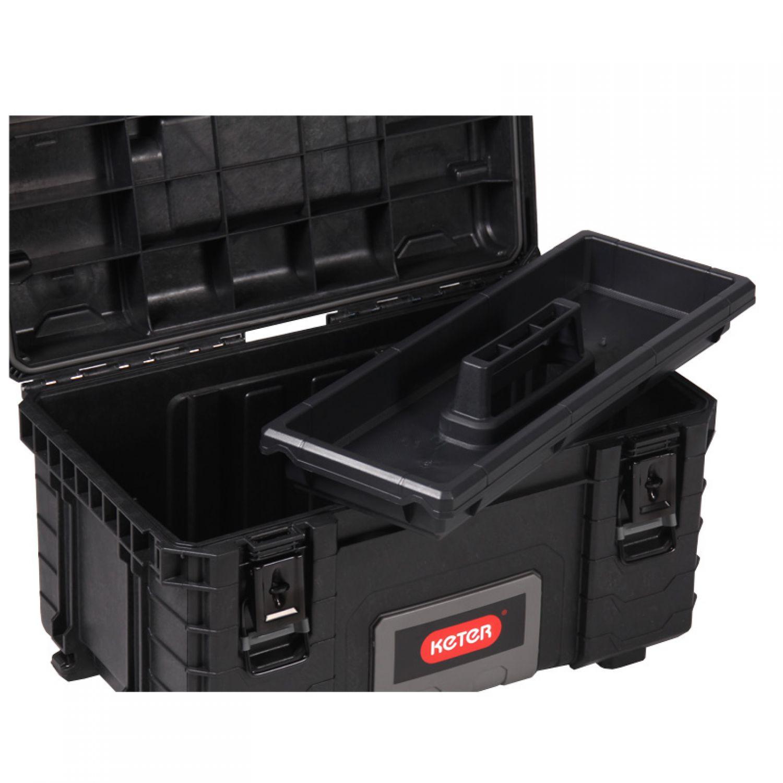 Keter Master Pro 56x35x31cm Toolbox Toolbox Tool Box