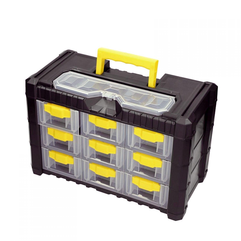Mallettes pour petites pi ces caisse outils bo te trier bo tes tiroirs ebay - Petite caisse a outil ...