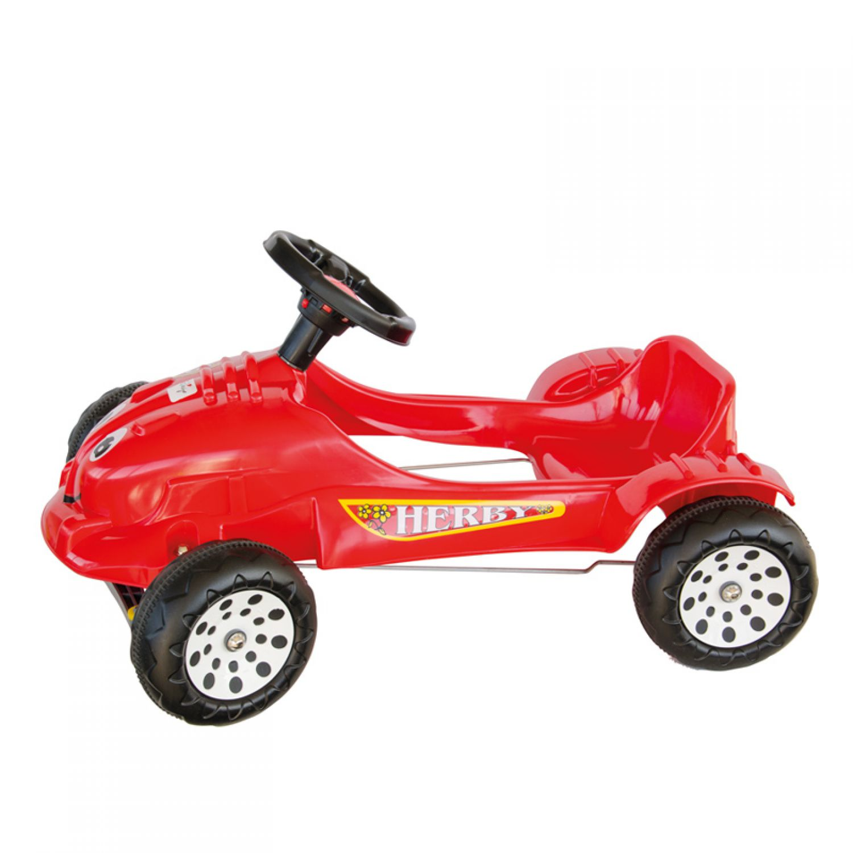 herby voiture rouge v hicule p dales 80x55x43 5cm rosalie pour enfants auto ebay. Black Bedroom Furniture Sets. Home Design Ideas