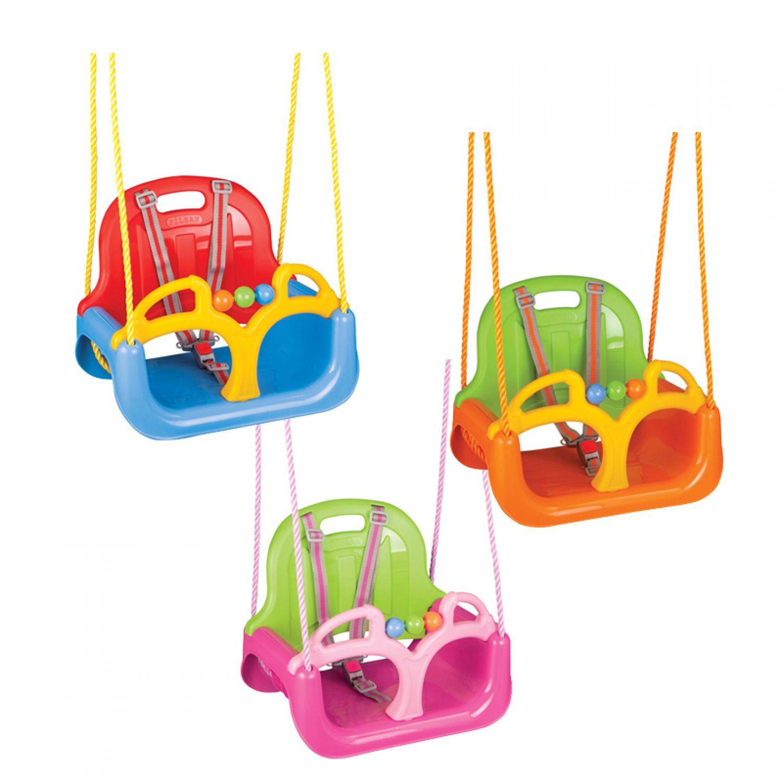 Samba altalena 3 1 altalena bambini 44 5x34 5x37cm - Attrezzi da giardino per bambini ...
