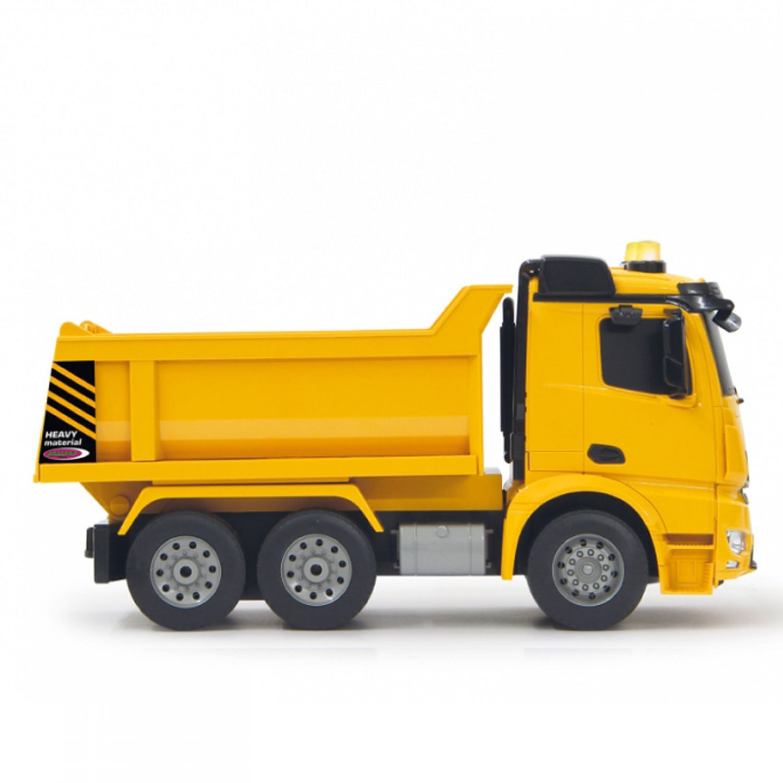 camion benne mercedes arocs rc 370 x 150 x 190 mm v hicule de chantier kipper ebay. Black Bedroom Furniture Sets. Home Design Ideas