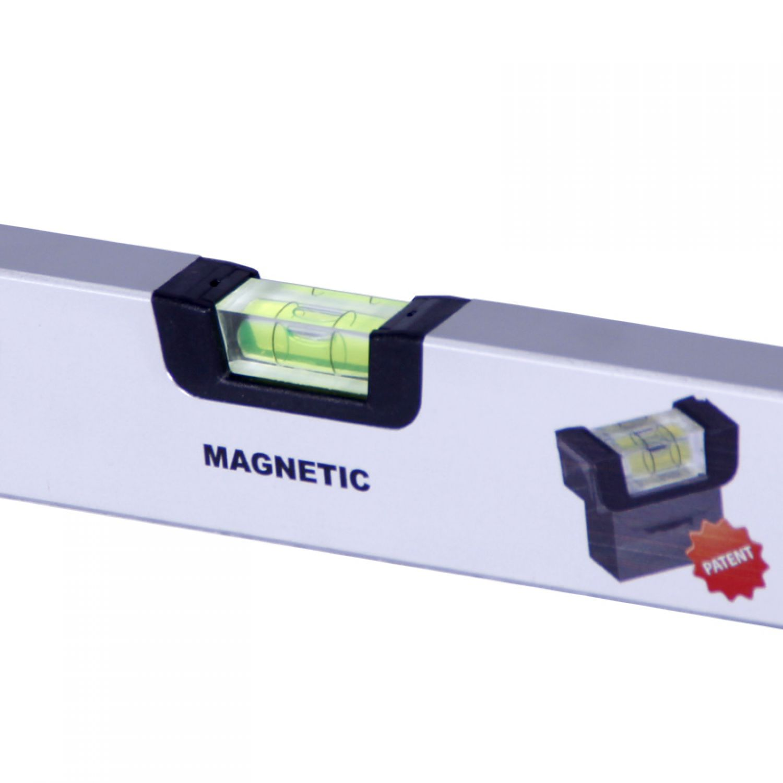 magnet wasserwaage 100 200 cm waage aluminium messwerkzeug handwerker werkzeug ebay. Black Bedroom Furniture Sets. Home Design Ideas
