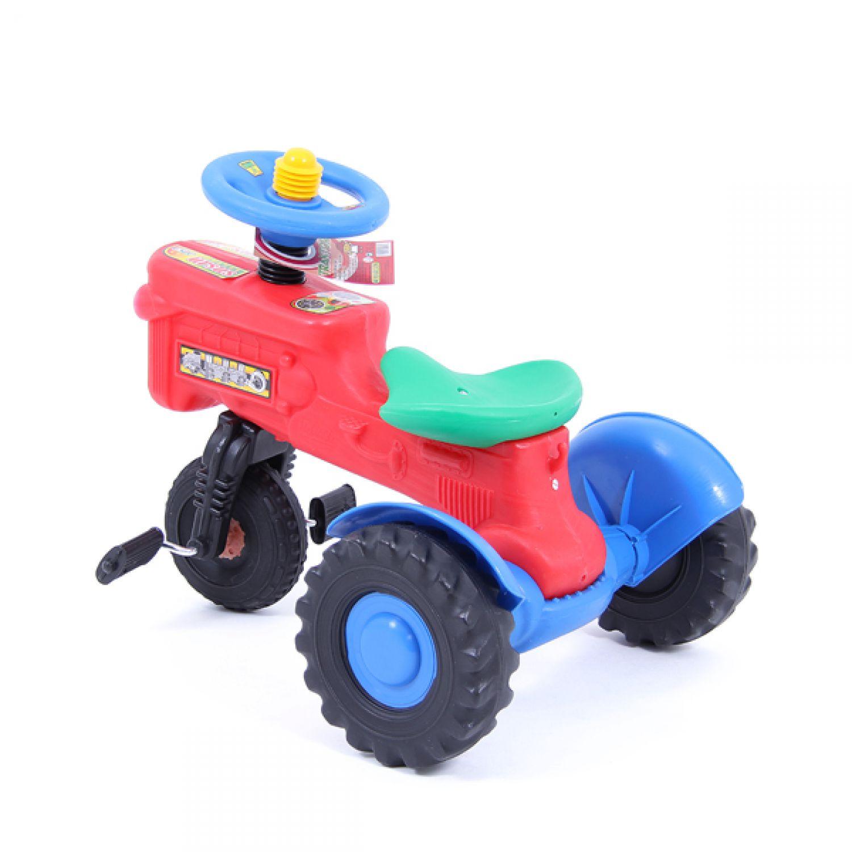 tretfahrzeug traktor dreirad tretauto kindertraktor kinder. Black Bedroom Furniture Sets. Home Design Ideas