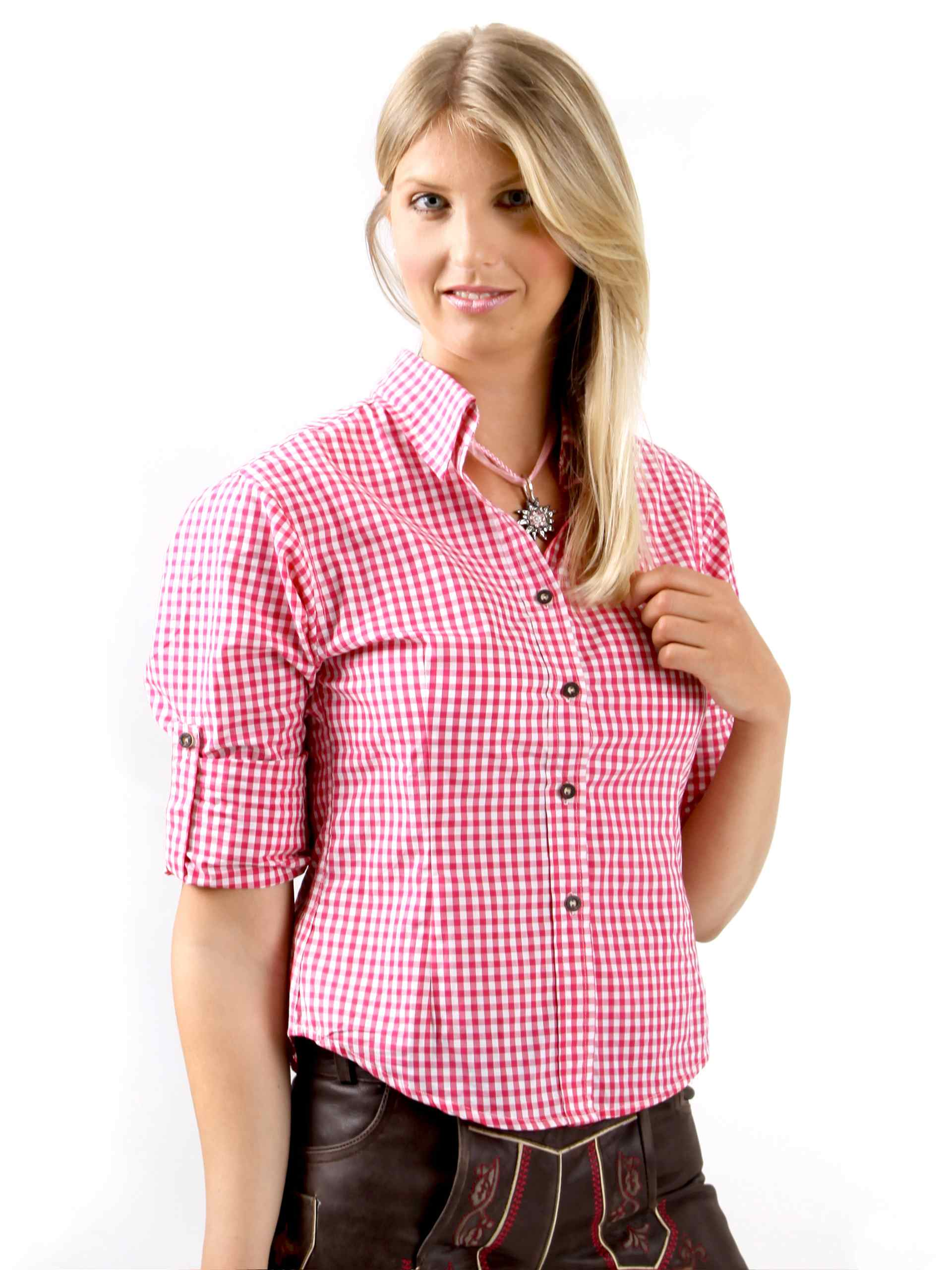 Almbock trachtenbluse trachten bluse jessi beere alle for Farbe beere