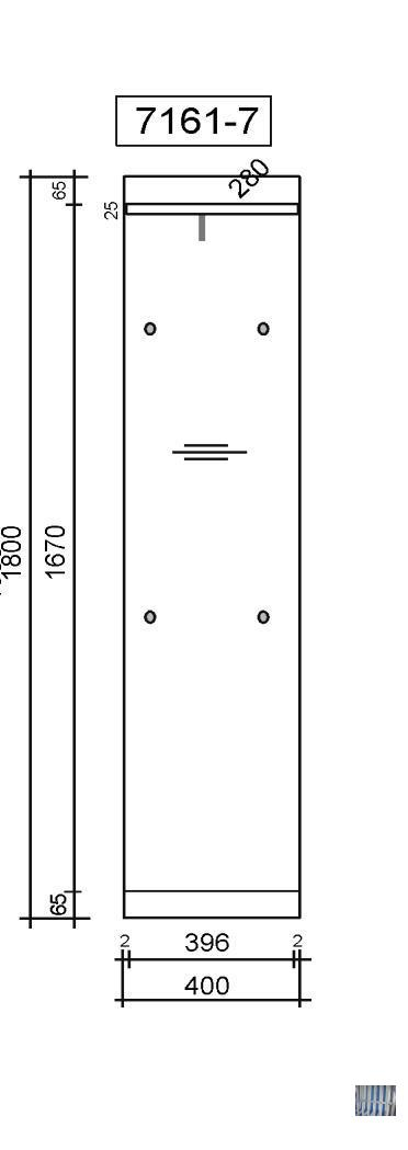973 serie q garderobenpaneel garderobe hochglanz wei for Garderobenpaneel edelstahl
