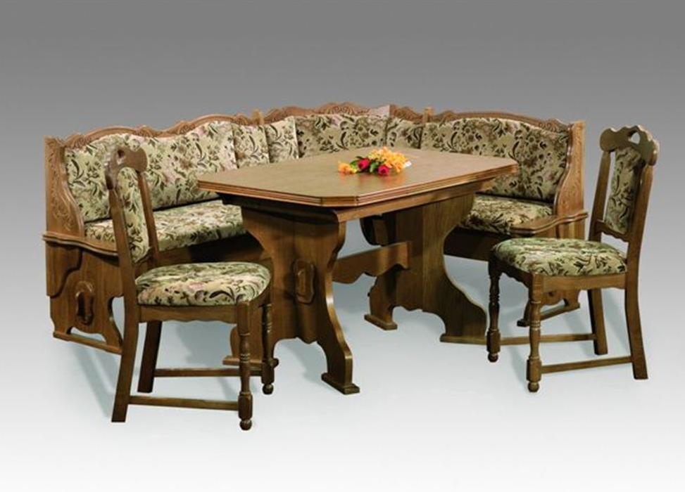 1432 sch ne eckbankgruppe rustikale k cheneckbankgruppe eiche rustikal mi ebay. Black Bedroom Furniture Sets. Home Design Ideas