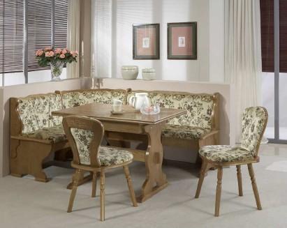 1497 rustikale eckbankgruppe eckbank 2 st hle 1 tisch eiche rustikal mi ebay. Black Bedroom Furniture Sets. Home Design Ideas