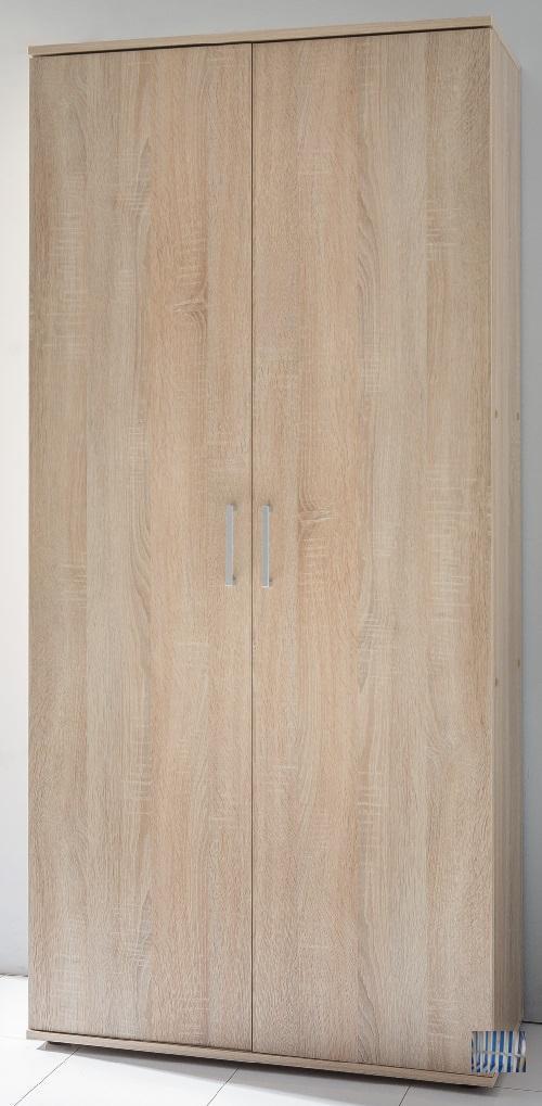 2789 moderner schuhschrank sonoma eiche s gerauh dekor. Black Bedroom Furniture Sets. Home Design Ideas