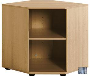 375 eckkommode eckteil eckschrank buche deutsche ebay. Black Bedroom Furniture Sets. Home Design Ideas