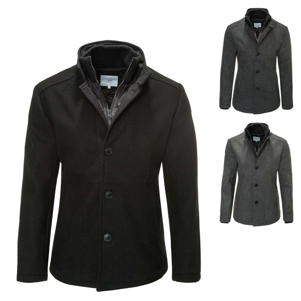 Ebay manteau homme laine