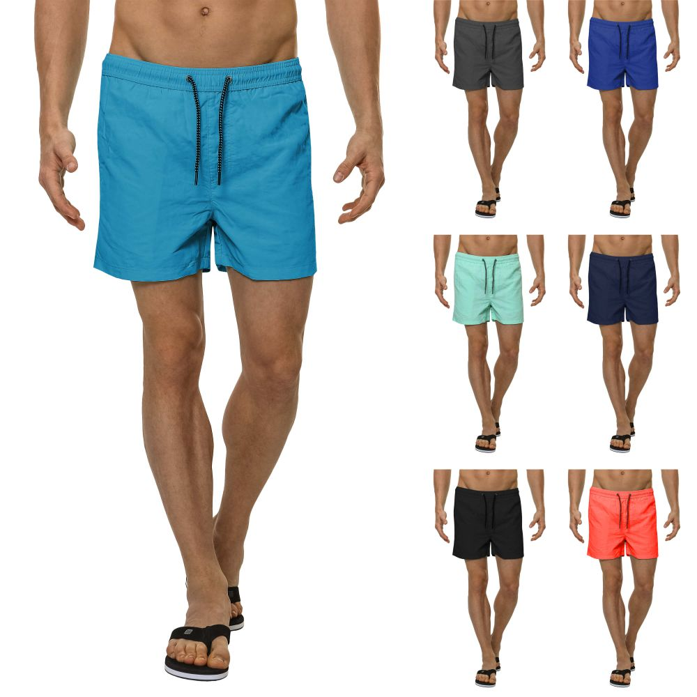 jack jones herren badeshorts board shorts surf shorts bademode sportswear neu ebay. Black Bedroom Furniture Sets. Home Design Ideas