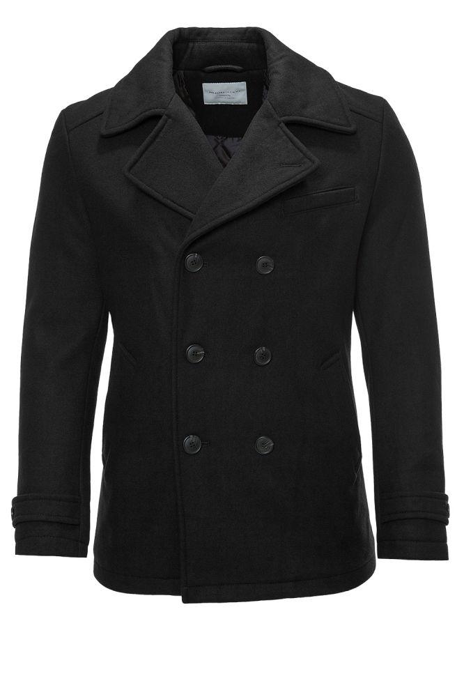 selected herren wollmantel kurzmantel wolljacke winterjacke jacket wool wow ebay. Black Bedroom Furniture Sets. Home Design Ideas