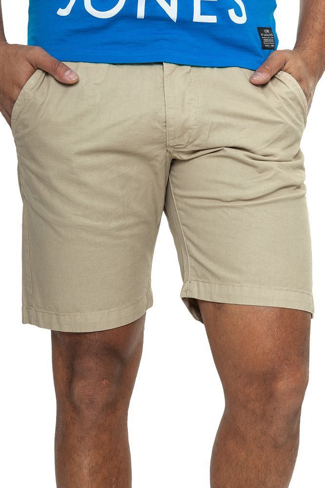 jack jones herren chino shorts bermudas kurze hose freizeit beige wow 50 ebay. Black Bedroom Furniture Sets. Home Design Ideas