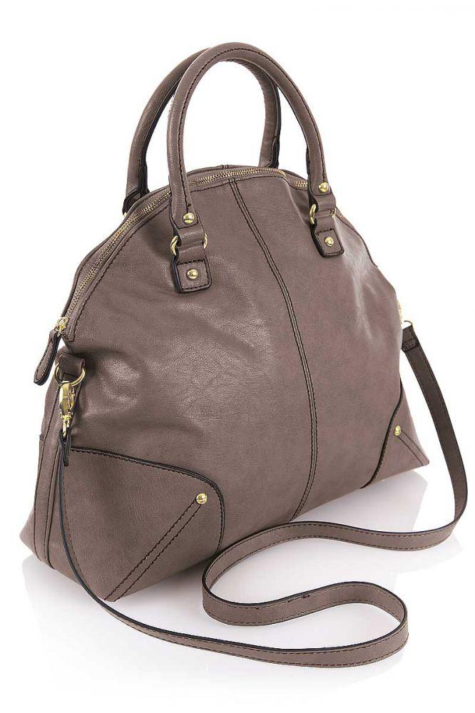 pieces damen pu ledertasche handtasche shopper handbag sale ebay. Black Bedroom Furniture Sets. Home Design Ideas