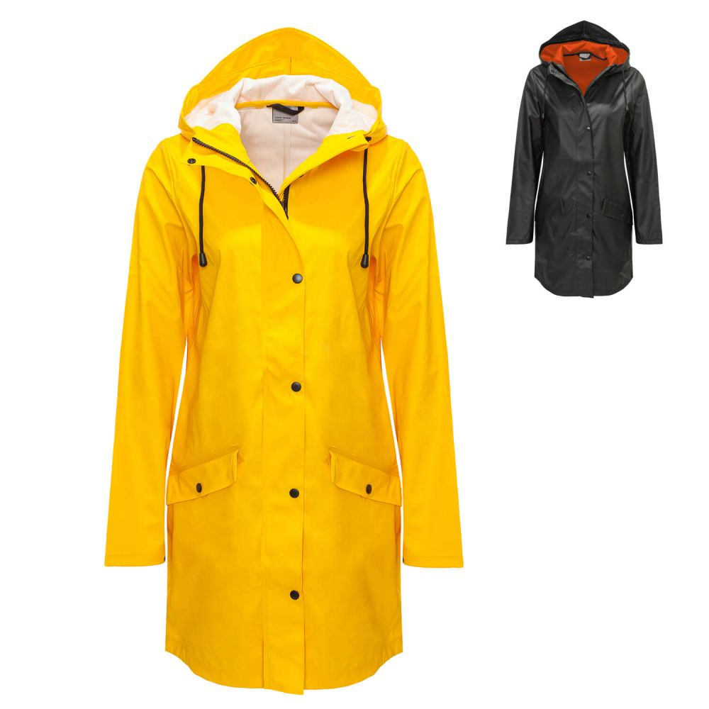 vero moda damen regenjacke bergangsmantel regenmantel spring jacket raincoat ebay. Black Bedroom Furniture Sets. Home Design Ideas