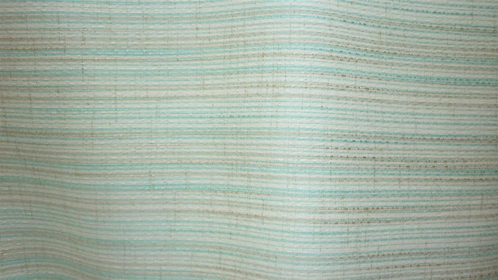 deko stoff gardine vorhang streifen wei grau mint blickdicht meterware ebay. Black Bedroom Furniture Sets. Home Design Ideas