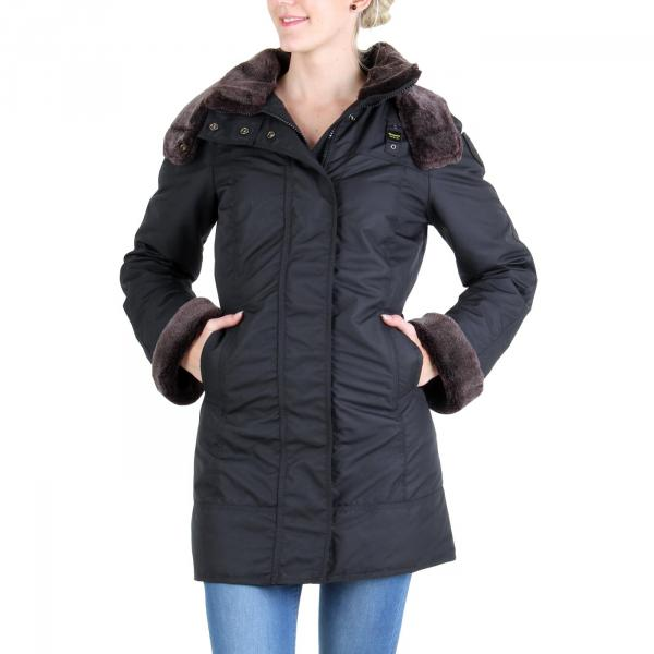 blauer usa damen winter daunenparka black 332 ebay. Black Bedroom Furniture Sets. Home Design Ideas