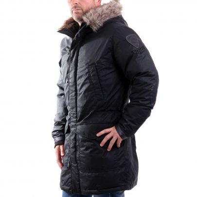 diesel herren winter daunen parka mantel kirti black 0dahf 2 wahl gr e l ebay. Black Bedroom Furniture Sets. Home Design Ideas