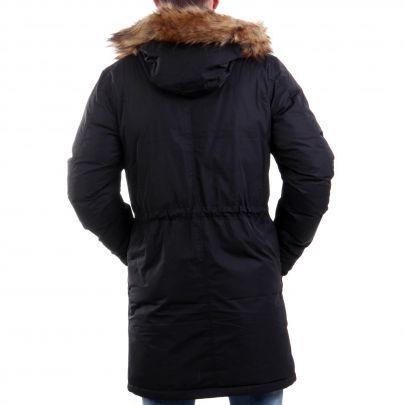 diesel herren winter parka mantel jacke wasiliki black 00jvl 2 wahl 1 gr e l. Black Bedroom Furniture Sets. Home Design Ideas