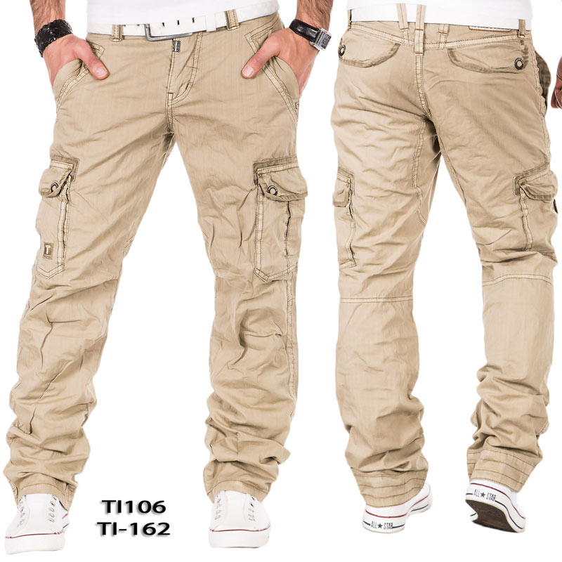timezone herren jeans cargo hose loose fit pants clubwear. Black Bedroom Furniture Sets. Home Design Ideas