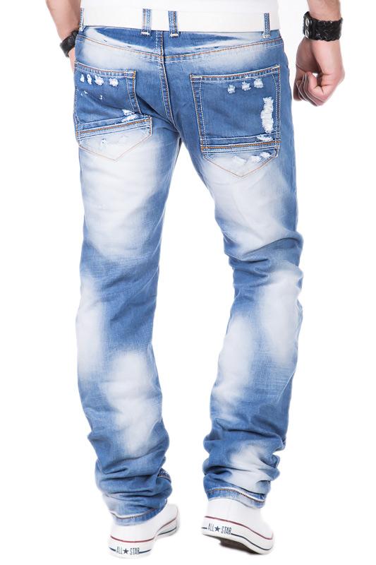 japan style herren jeans hose clubwear verwaschen. Black Bedroom Furniture Sets. Home Design Ideas