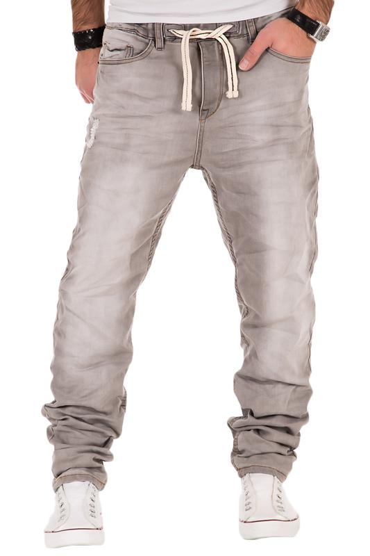 sublevel herren jogg jeans hose sweathose slim fit sweatpants jogging chino grau ebay. Black Bedroom Furniture Sets. Home Design Ideas