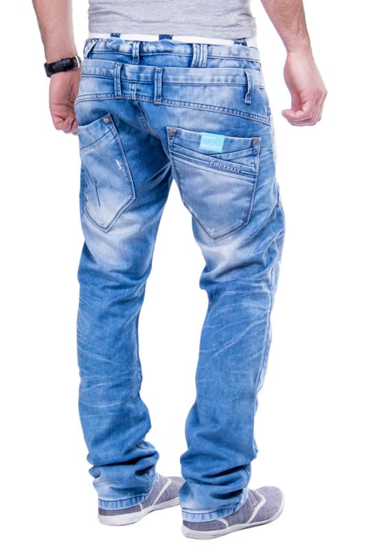 cipo baxx jeans triple vintage dreifachbund herren hose. Black Bedroom Furniture Sets. Home Design Ideas