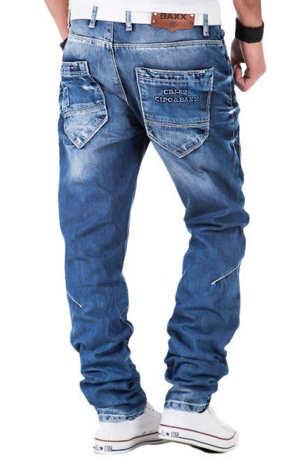 cipo baxx japan style herren jeans hose zerrissen. Black Bedroom Furniture Sets. Home Design Ideas