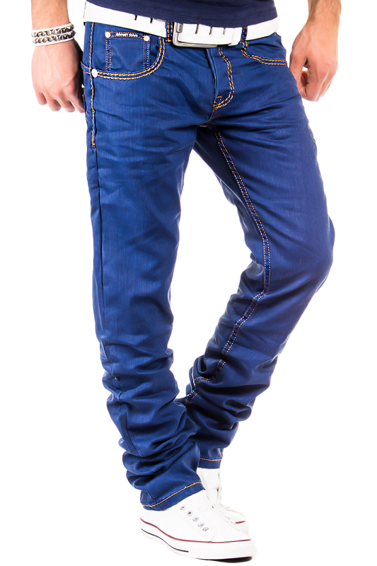 jeansnet herren jeans dicke naht clubwear cargo vintage. Black Bedroom Furniture Sets. Home Design Ideas