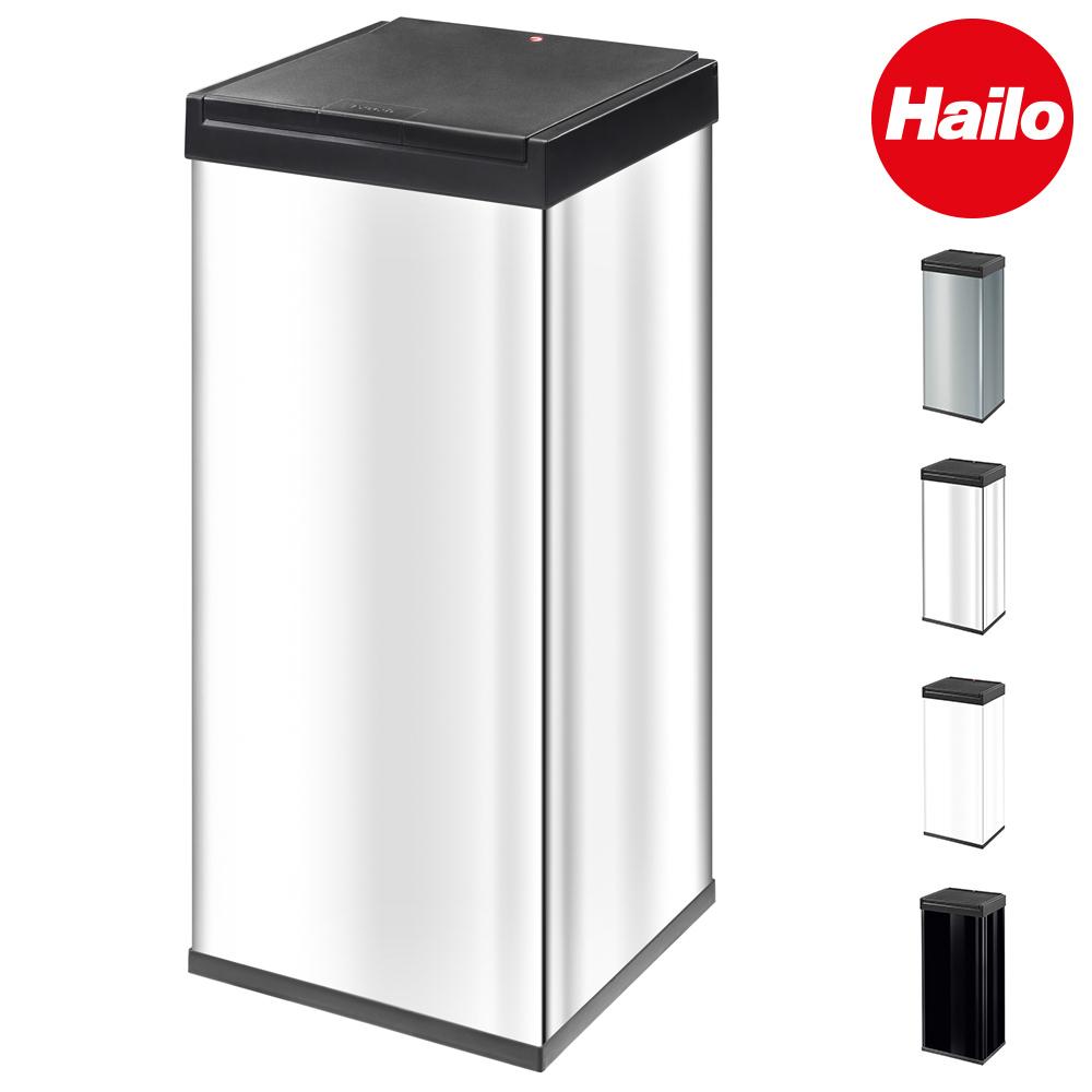 hailo gro raum abfallbox big box touch xxl m lleimer 60l abfalleimer ebay. Black Bedroom Furniture Sets. Home Design Ideas