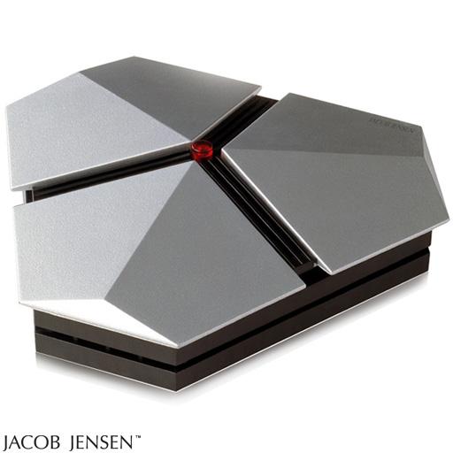 jacob jensen design smoke alarm rauchmelder 32030 ebay. Black Bedroom Furniture Sets. Home Design Ideas