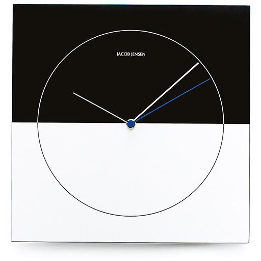 jacob jensen design wanduhr classic wall clock 315 ebay. Black Bedroom Furniture Sets. Home Design Ideas