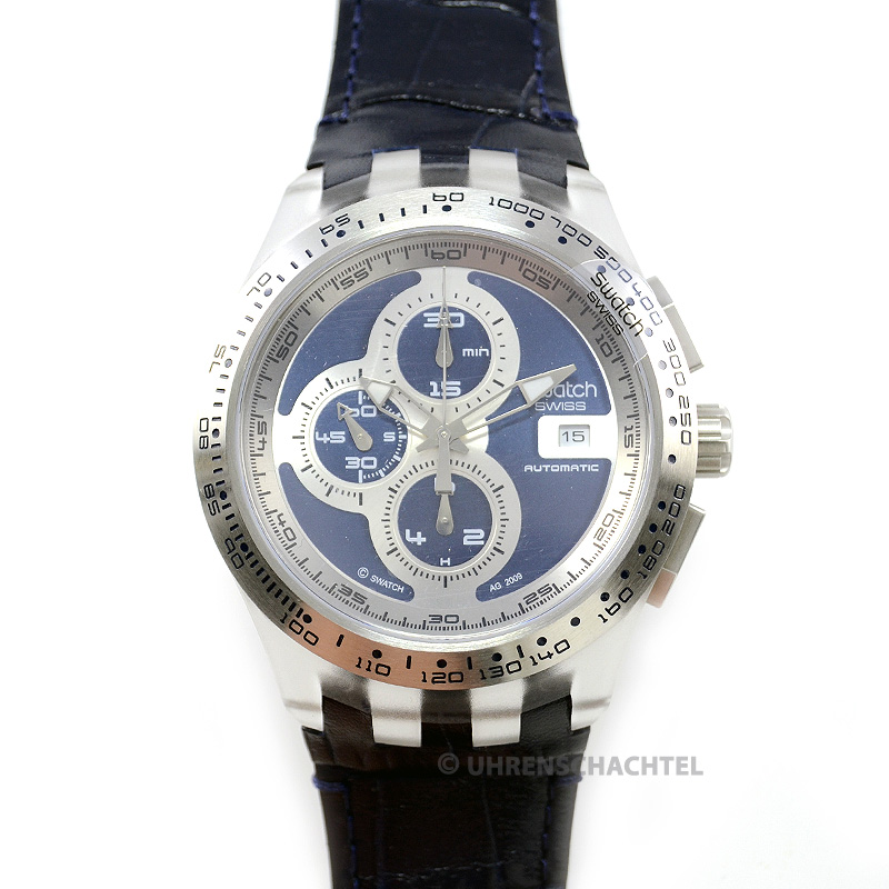 Swatch automatic chrono