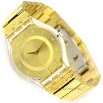 Swatch Uhr Skin WARM GLOW (SFK355G) (NEU)
