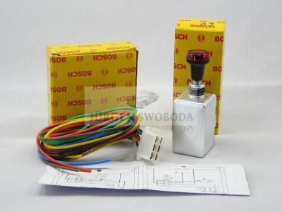 hazard warning switch bosch 12v 12 volt mercedes vw bulli. Black Bedroom Furniture Sets. Home Design Ideas