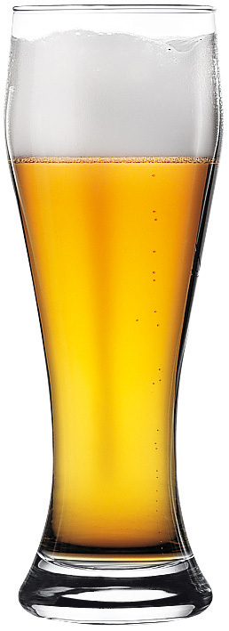 3l Weizenglas