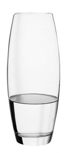 blumenvase glas vase klarglas tischvase tischdeko deko ebay. Black Bedroom Furniture Sets. Home Design Ideas